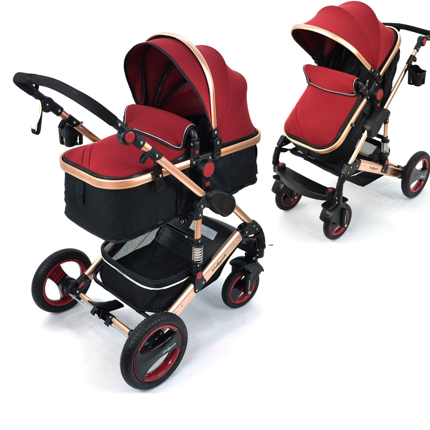 Buddy Jet Footmuff For Red Kite Push Me Fusion Travel System Geo
