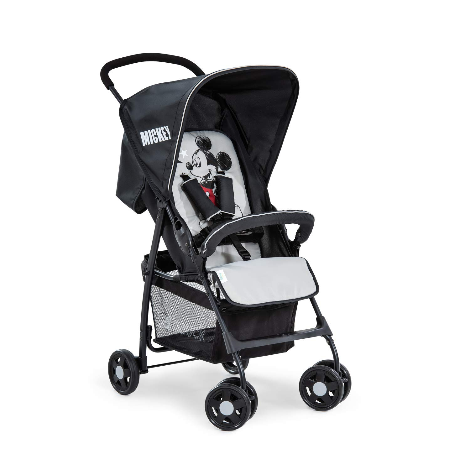 Hauck Disney Sun Plus Buggy Pushchair Stroller With Canopy 6 Months To 15kg