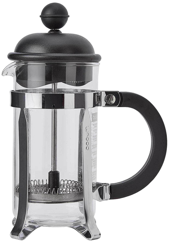 0.35 Litre Bodum 1903 Java Coffee Maker French Press 3 Cup Black