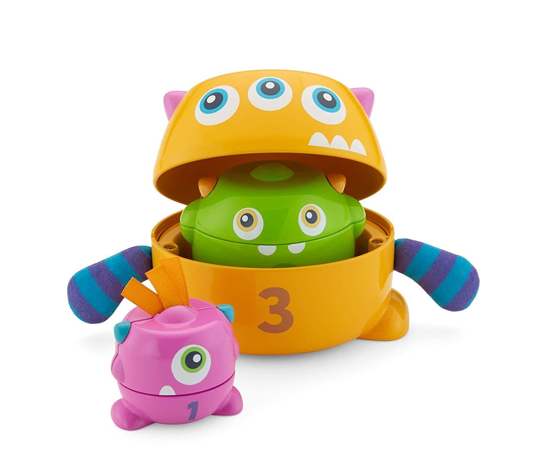 Clip On Toys 5 Styles Set NIP Fisher Price Julius Jr