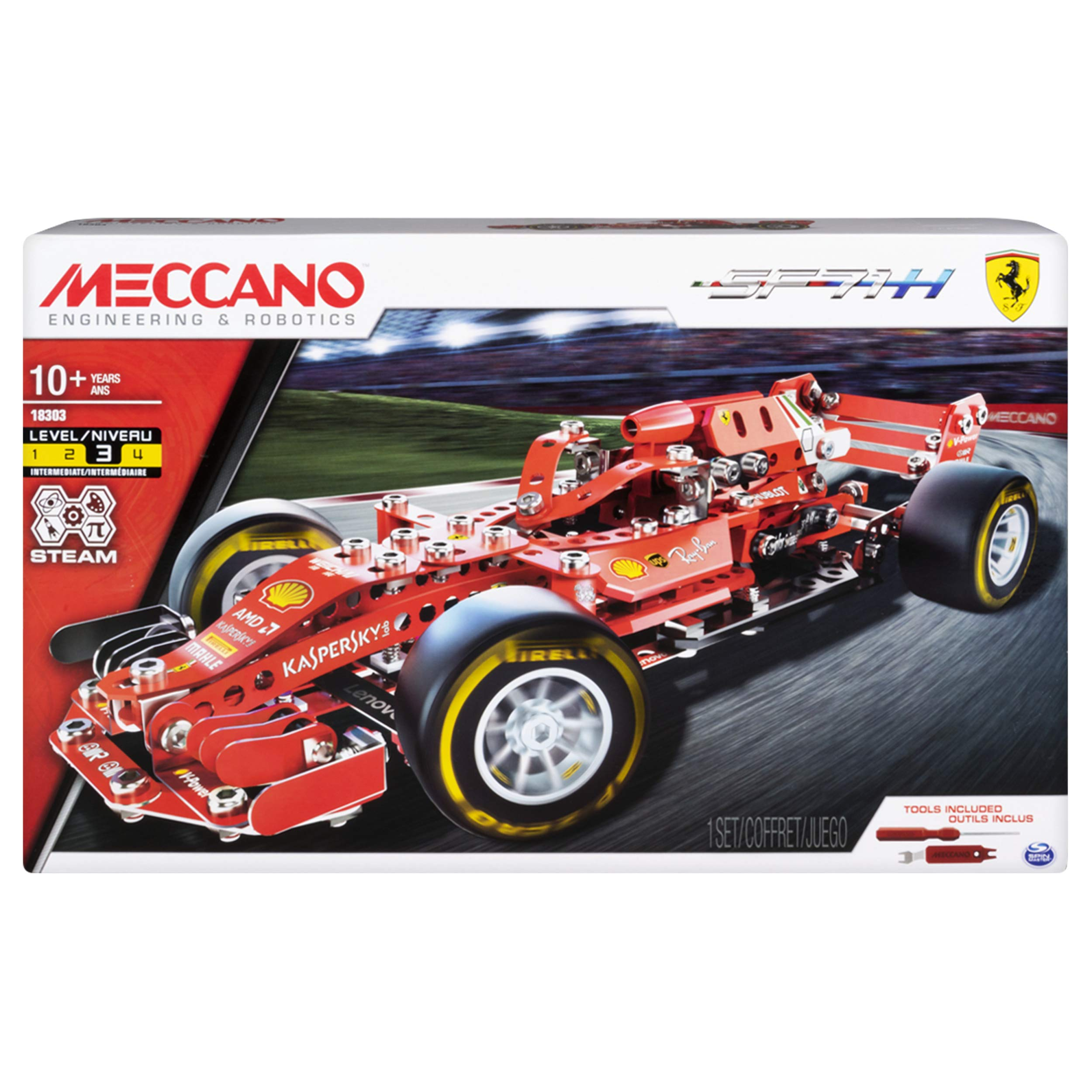 /25/Supercar Constructions Meccano/ Multicoloured Bizak, S.A. 61929176