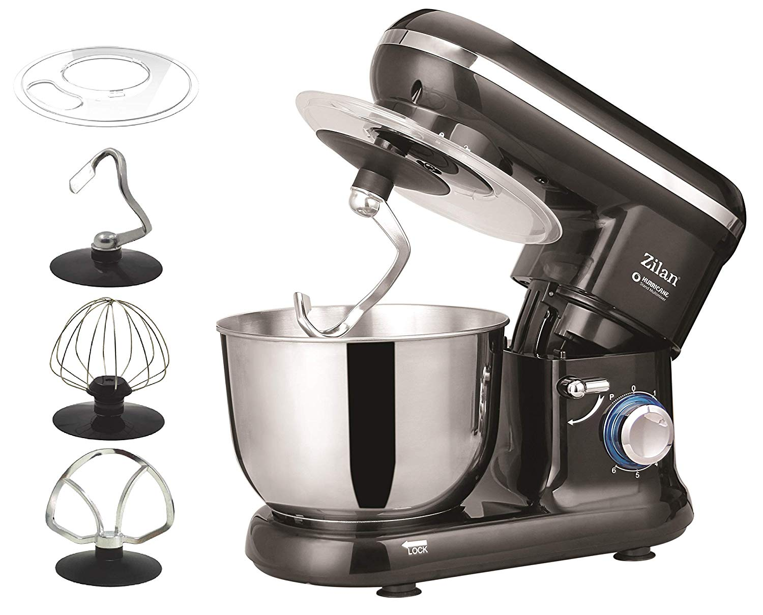 Kenwood Electronics hmx750wh Hand Mixer 350/W White//–/Hand Blender Hand Mixer, Buttons, Whisk, Dough, Mix, White, Cast Iron, Stainless Steel