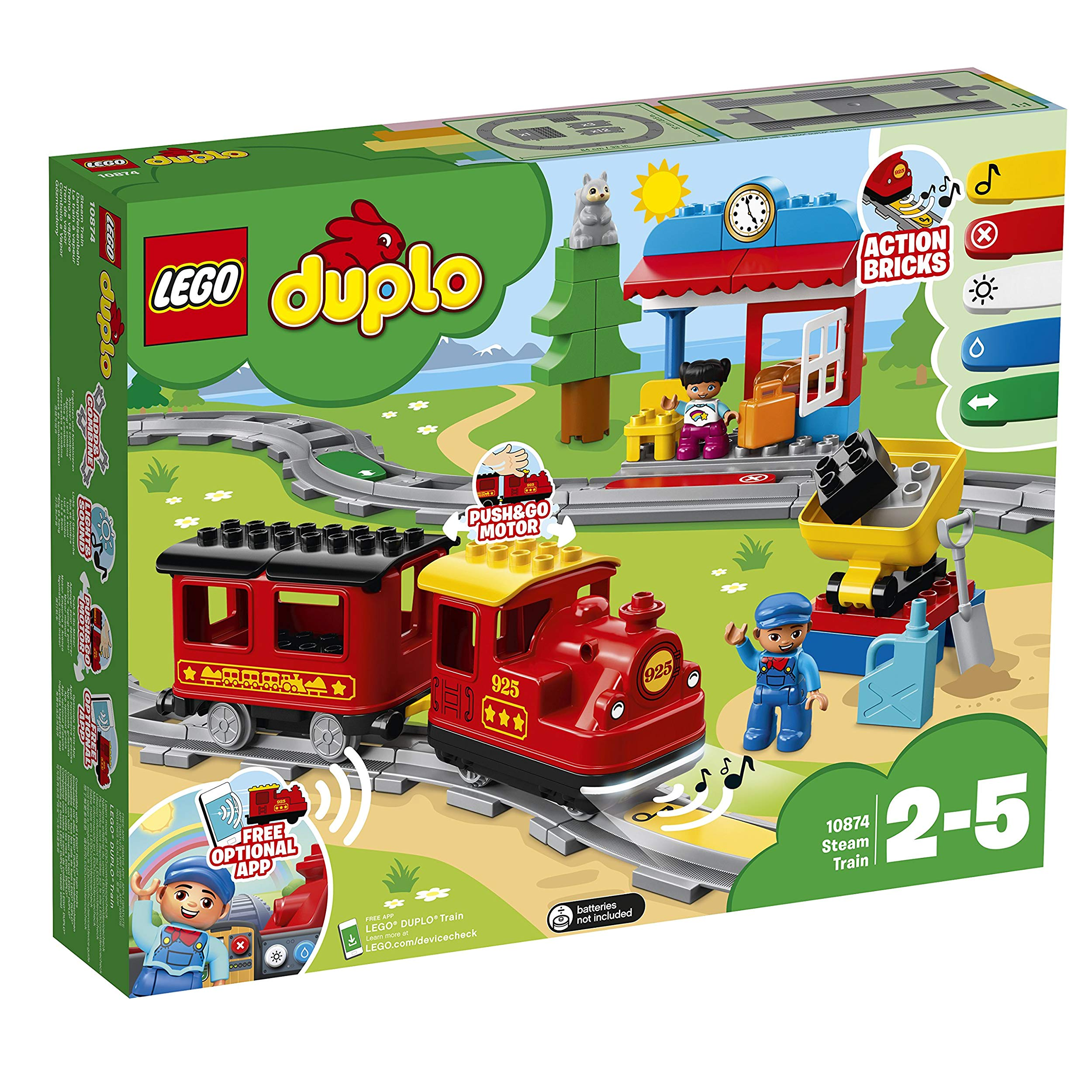 "Lego Duplo CAVE BABY BOY Necklace PREHISTORIC INFANT 2/"" FIGURE DINOSAUR SET"
