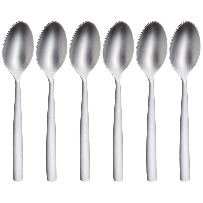 GR/ÄWE Espresso Spoons Set of 6/Roses